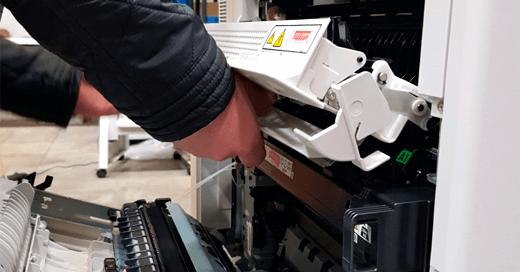remplacement de tambour imprimante komaks-france